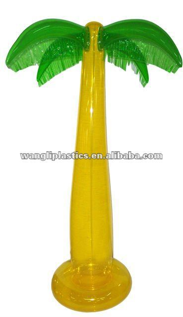 Hot sale inflatable palm tree promotional advertising palm tree