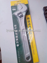 6 inch Professional Drop Forged Adjustable Tubular combination wrench spanner