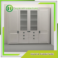 2015 low price louver door wardrobe manufactures direct