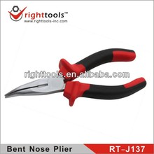RIGHTTOOLS RT-J137 superior partial core labor-saving round nose pliers