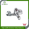 In-wall bathtub Shower Brass Single Handle Basin Faucet