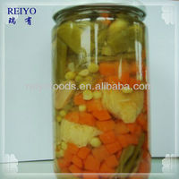 canned vegetables importers