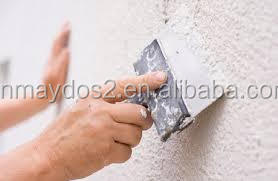 Building Materials Wall Putty Price / white cement putty