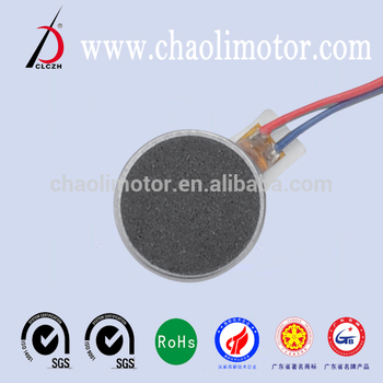 Small volume compact structure 3.2v motor CL-1027 with CE certificate