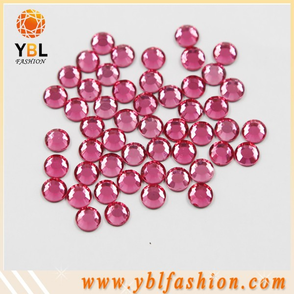 wholesale custom made t-shirt rhinestone for shoes , hat , bra and etc