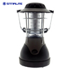STARLITE outdoor battery operated hanging plastic lanterns