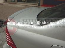 MERCEDES BENZ 01-06 W203 C-CLASS C55 REAR TRUNK SPOILER (Brand new, no MOQ, In stock, Free shipping)