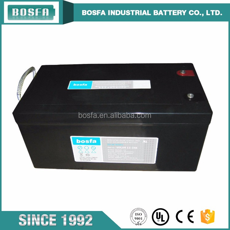small rechargeable battery pack for home appliances 12v 250ah battery city
