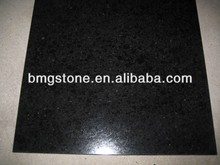chinese black granite slab and tile,Absolute Black Granite&cosmic black granite slab
