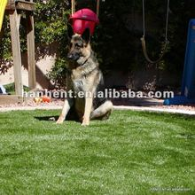 Lead free garden decoration Dog like soft artificial grass turf