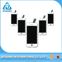 2015 hot new smartphone accessory China mobile phone touch screen lcd repair parts for iphone 5s