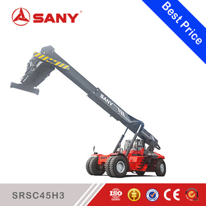 SANY SRSC45H3 45 Tons Forklift 15m Lifting Container Reach Stacker with Good Quality