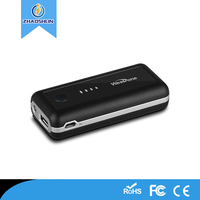 china supplier portable Mobile external usb power bank 5600mah Li-on battery charge power bank for smartphone