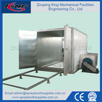 industrial steam oven for powder coating