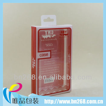 Guangzhou plastic container box packaging