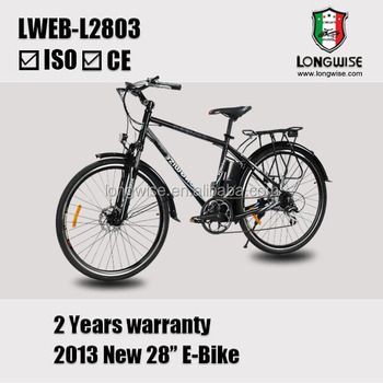 Electric Cycle With TUV EN15194