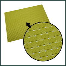 customized brand table plate mat