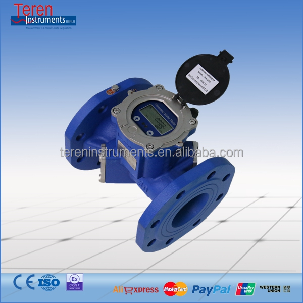 satble performance 2015 new ultrasonic water meter china distributor