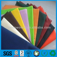 2014 high quality 100% polyester needle punched nonwoven felt China Manufacturer