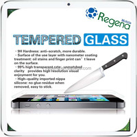 9H 0.26 0.33 0.4mm Hardness Tempered glass screen protector for Iphone Ipad Samsung LG with wholesale price
