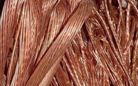 High purity scrap copper wire with factory wholesale price