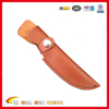 hot selling custom handmade brown leather knife pouch bag alibaba china