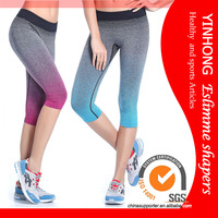 Women Yoga Gym Workout Stretchable Athletic Printed custom Sports Pants Stretch Fitness Leggings