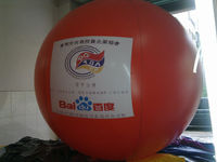high quality 2014 new printing good quality advertising balloons for advertisement and promotions