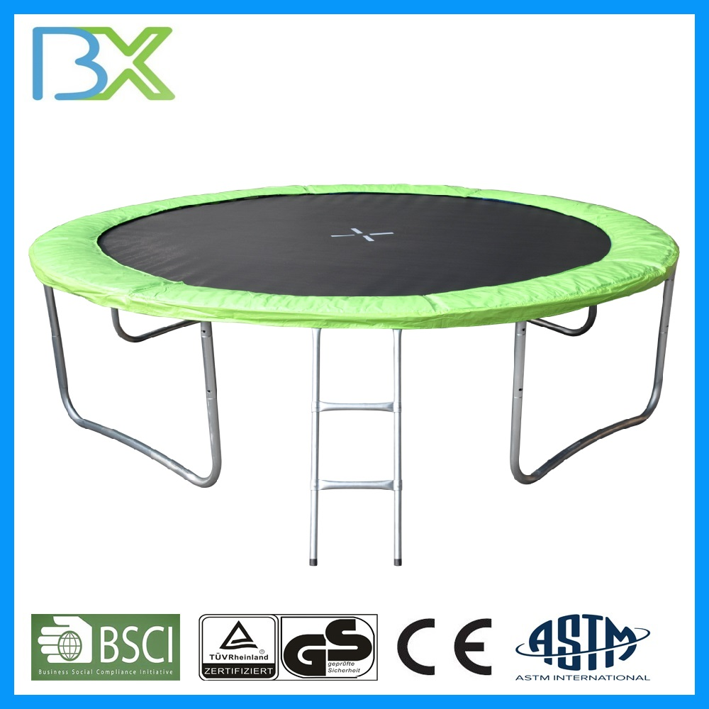 High Quality Commercial Outdoor Gymnastic Equipment Trampoline
