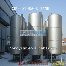 double wall storage tank