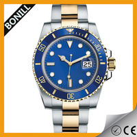 200m water resistance dive watch men automatic sapphire glass with stainless steel case