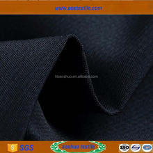 For security uniform 100% polyester composite conductive wire fabric textile