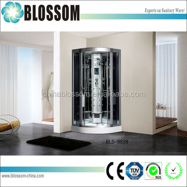 2015 China cheap valencia shower steam cabins
