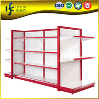Custom Heavy duty usa supermarket shelf with 17 Yeasr Experience Factory