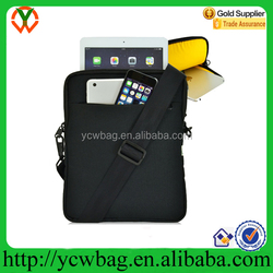 Tablet Pouch carrying bag case with Shoulder Strap