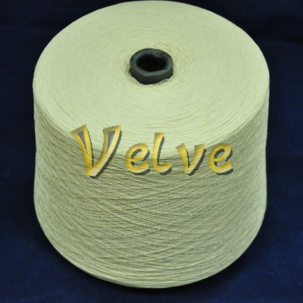 Raw white 100%Egyptian Gassed & Mercerized Cotton Sewing Thread Yarn 40/2