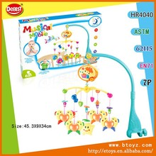 Baby Rattle Musical Toy High Quality New Designs, Baby Bed Bell Non-toxic For the Newborn Baby