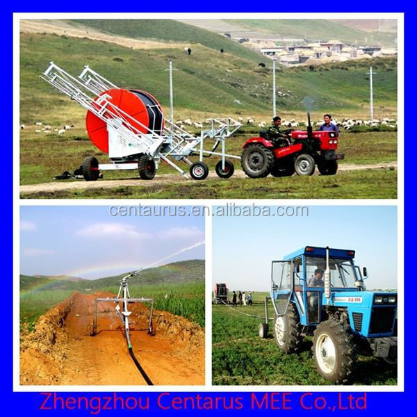 High quality diesel pump agricultural sprinkling irrigation machine with lowest price