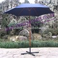 180cm wood garden promotion parasol