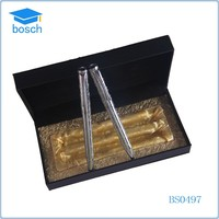 Promotional items china gift pen set classy gifts for men Luxury metal ballpoint pen