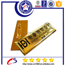 100% QC test Guarantee Metal Nameplate for Electronic