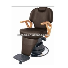2017 latest style barber chair; hair salon furniture antique style salon chairs