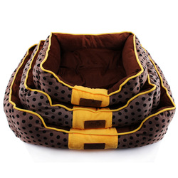 Lovable pet bed foldable dog beds for large dogs