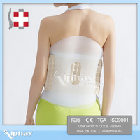 abdominal support corset for Vertical Traction