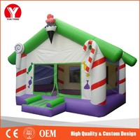 PVC inflatable air castle/Inflatable Bouncers