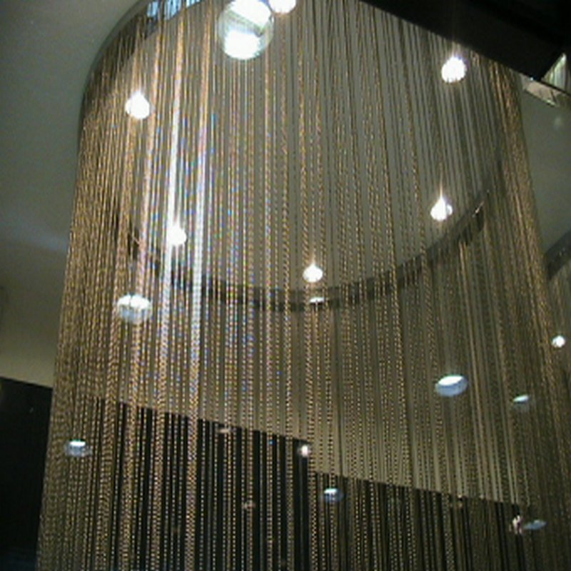 beaded decorative window string curtain