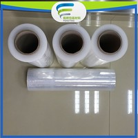 LLDPE Stretch Film Transparent Shrink Film White Stretch Film Pallet Wrapping