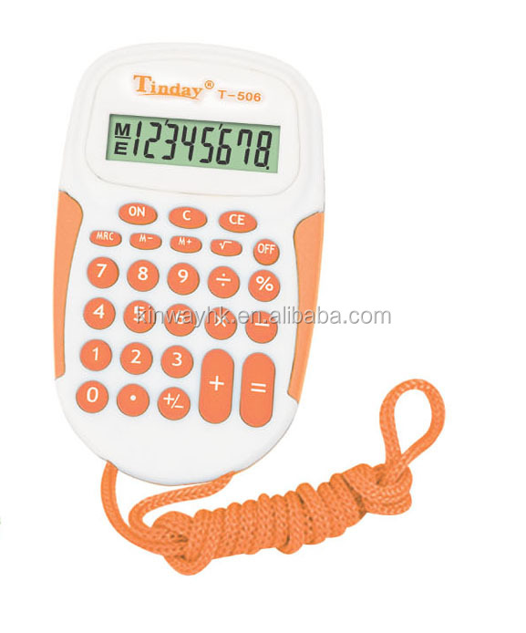 lowest price electronic creative mini pocket calculator