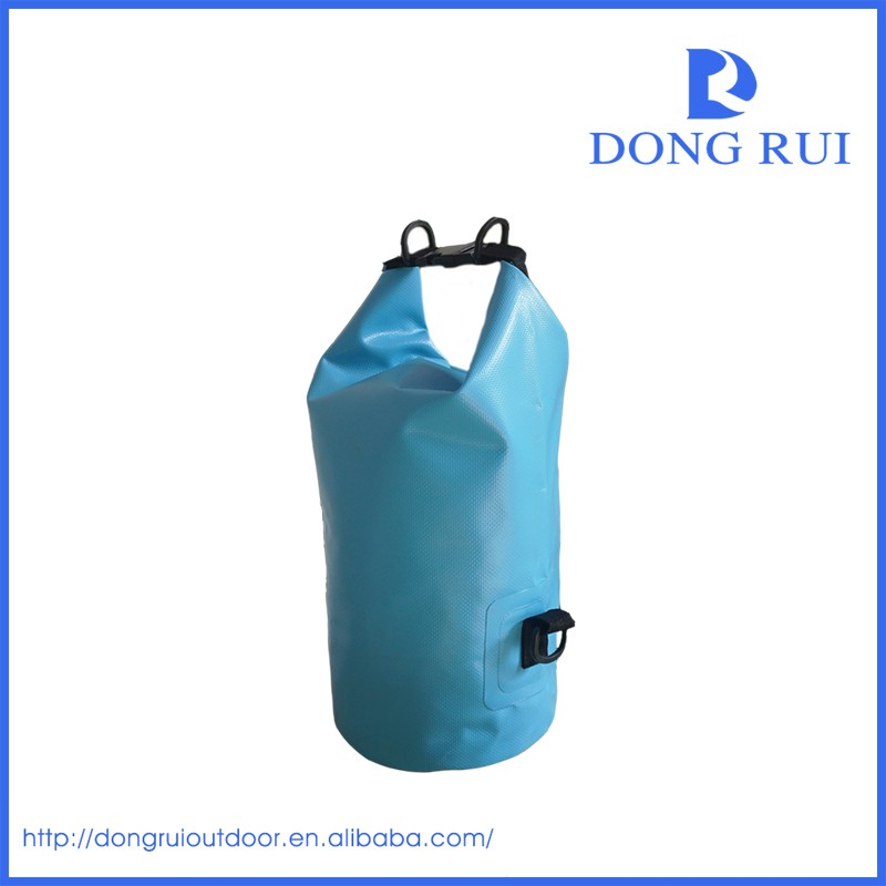 High quality waterproof dry bag for camping