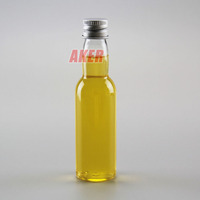 60ml small plastic wine bottles 2oz plastic liquid detergent bottle with tamper proof aluminum cap